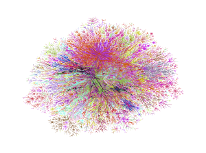 terrorist network distributed info